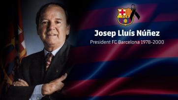 Умер экс-президент «Барселоны» Нуньес