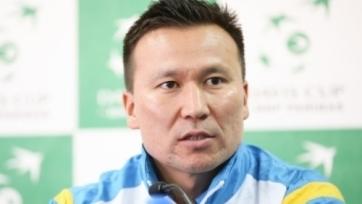 Капитан сборной Казахстана оценил шансы в матче с Португалией в Кубке Дэвиса
