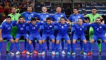 Футзал. На следующей неделе сборная Казахстана узнает соперников по отбору ЧМ-2020
