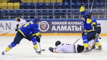 «Алматы» вновь без проблем переиграл «Астану»