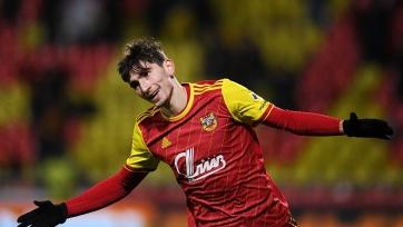 «Арсенал» не вернет Бакаева в «Спартак» раньше срока
