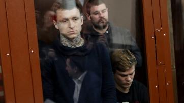 Суд продлил арест Мамаева, Кокорина и Ко
