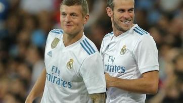 «Реал» готовится без четырех игроков