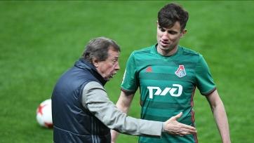 Два игрока получили травмы в первом тайме матча «Локомотив» – «Рубин»