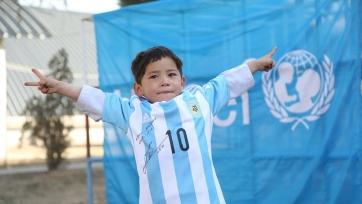 Печальная судьба афганского мальчика, который носил майки Месси