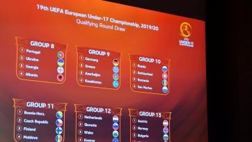 Сборная Казахстана U17 получила соперников по отбору на ЧЕ-2020
