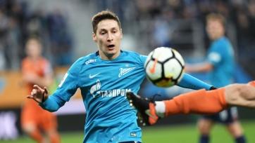 Кузяев – игрок ноября в «Зените»