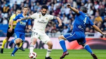 «Реал» еще раз разгромил «Мелилью» в Кубке Испании