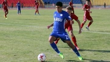 «Кайрат» договорился с полузащитником сборной Казахстана