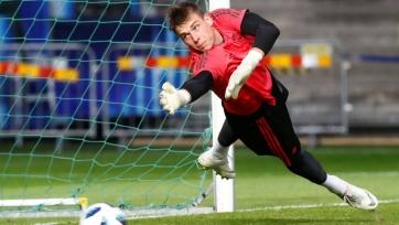 «Реал» вернет в свои ряды украинского голкипера