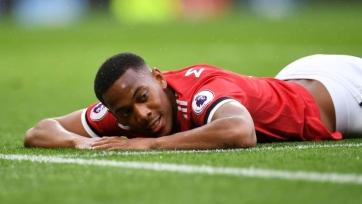 Три игрока «Манчестер Юнайтед» под вопросом на матч с «Фулхэмом»