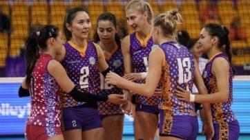 «Алтай» потерпел третье поражение на клубном чемпионате мира по волейболу