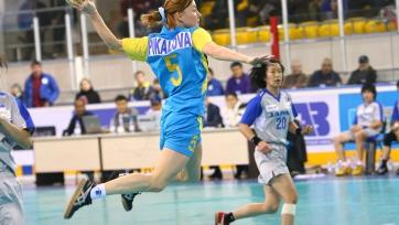 Сборная Казахстана по гандболу уступила Южной Корее в полуфинале чемпионата Азии