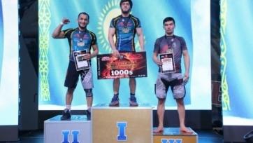 Чемпионат Азии и Океании по грэпплингу стартовал в Алматы
