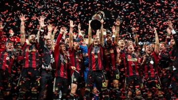 «Атланта Юнайтед» стала чемпионом МЛС