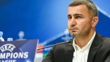 Гурбанов покинул пост главного тренера сборной Азербайджана