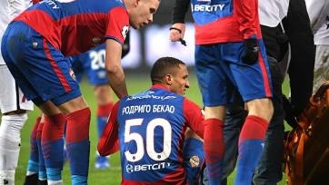 Основной защитник ЦСКА рискует пропустить матч с «Реалом»