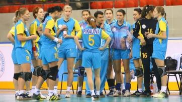 Сборная Казахстана по гандболу уступила Китаю в матче за третье место чемпионата Азии