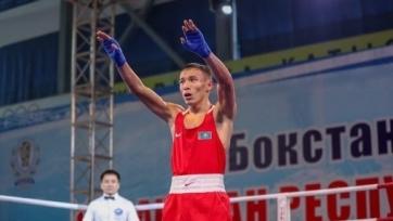 Лучший боксер Казахстана в 2018 году раскрыл планы на будущее