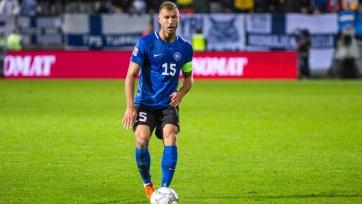 Бывший защитник «Ливерпуля» в шестой раз признан футболистом года в Эстонии
