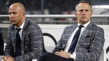 АЗ подтвердил готовящуюся смену тренера по окончании сезона