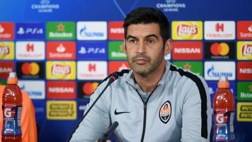Тренер «Шахтера» поблагодарил «Динамо» и рассказал, смогут ли сыграть лидеры против «Лиона»
