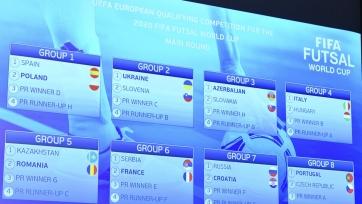 Футзал. Казахстан получил соперников в квалификации ЧМ-2020