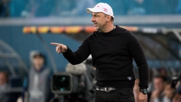 Тренер «Славии»: «С «Зенитом» о ничьей думать нельзя, можно начать проигрывать»