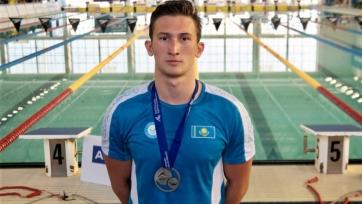 Пловец Каскабай не пробился в полуфинал чемпионата мира на короткой воде