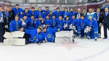 Стали известны соперники сборной Казахстана по хоккею на универсиаде