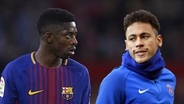 «Барселона» и «ПСЖ» готовят грандиозный обмен футболистами