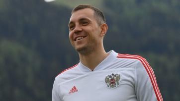 Дзюба – игрок 2018 года по версии РФС
