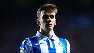 «Реал Сосьедад» может рассчитывать на Льоренте