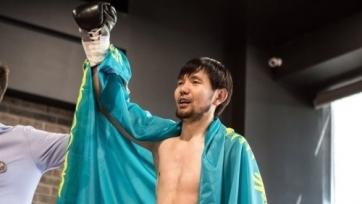 Казахстанский боксер проведет титульный бой в Москве