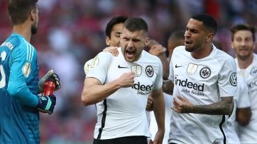 «Айнтрахт» вошел в историю немецкого футбола