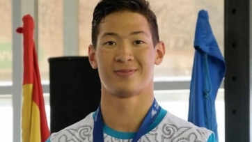 Пловец Мусин установил рекорд Казахстана