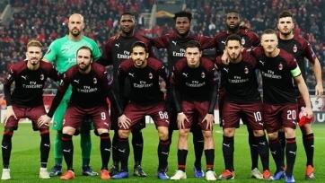 «Милан» впервые с 2001 года вылетел на групповой стадии еврокубков