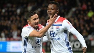Два основных футболиста «Лиона» не сыграют с «Монако»