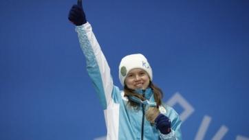 Галышева стала четвертой на этапе Кубка мира по могулу