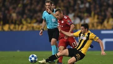 АЕК заплатит «Баварии» 32 880 евро за махинации с билетами