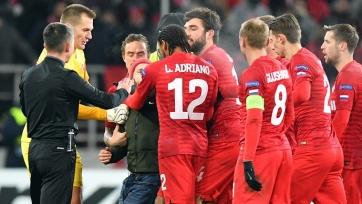 Фанат «Спартака» подаст встречный иск к клубу