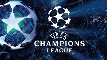 Лига чемпионов: расписание матчей 1/8 финала