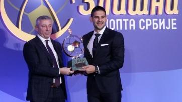 Митрович признан игроком года в Сербии, Милоевич – лучшим тренером