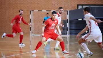 Набирает обороты финальный этап розыгрыша футзального Кубка Казахстана