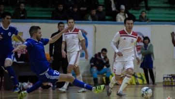 Стали известны все полуфиналисты футзального Кубка Казахстана