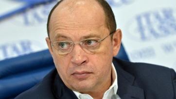 Мутко официально перестал быть президентом РФС. Его временно заменит Прядкин