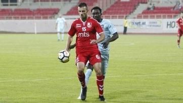 Казахстанские клубы интересуются сербским полузащитником