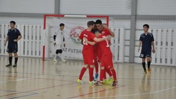 «Аят» вышел в финал футзального Кубка Казахстана