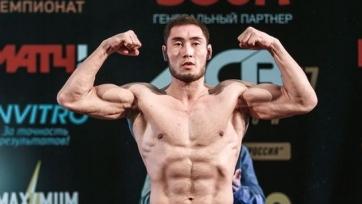 Казахстанский боец ММА победил россиянина на турнире в Талдыкоргане