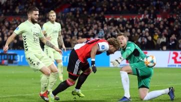 Последним четвертьфиналистом Кубка Нидерландов стал «Фейеноорд»